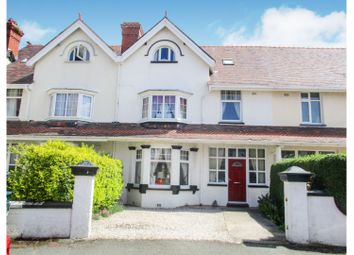 Thumbnail 5 bed terraced house for sale in St. Davids Place, Llandudno