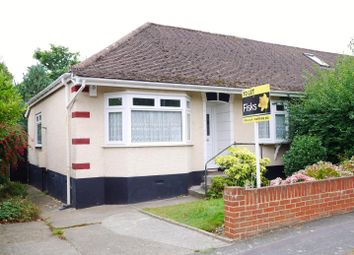 Thumbnail 2 bedroom semi-detached house to rent in Glenmere Park Avenue, Benfleet