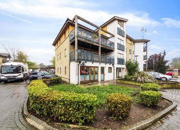 Thumbnail 2 bed flat for sale in Simpson Close, Croydon