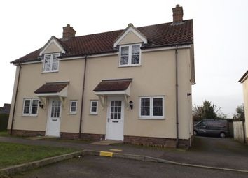 Thumbnail 2 bed property to rent in Hethersett, Norwich
