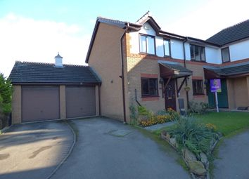 Thumbnail 2 bed terraced house for sale in Olive Close, Whittle-Le-Woods, Nr Chorley