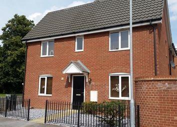 Thumbnail 3 bed semi-detached house to rent in Jasmine Walk, Cringleford, Norwich