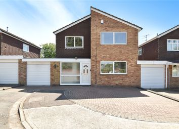 Thumbnail 4 bed detached house for sale in Harwell Close, Ruislip, Middlesex
