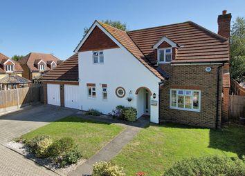 Thumbnail 4 bed detached house for sale in Eddington Lane, Herne Bay