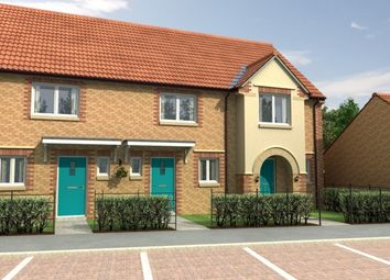 Thumbnail 2 bed semi-detached house for sale in Winding Way, Darlington, County Durham