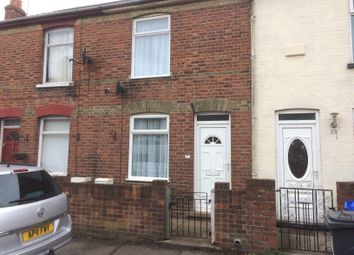 Thumbnail 2 bed terraced house to rent in Edinburgh Road, Lowestoft