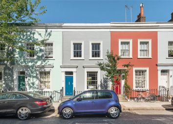 Thumbnail 3 bed terraced house for sale in Farm Place, Kensington, London