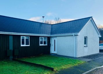 Thumbnail 2 bed semi-detached bungalow for sale in Coiltie Court, Lewiston, Drumnadrochit