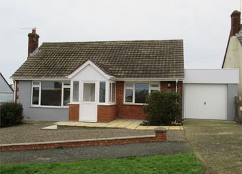 Thumbnail 2 bed detached bungalow to rent in 11 Bryn Elfed, Fishguard, Pembrokeshire
