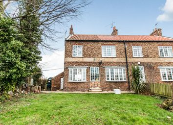 Thumbnail 2 bedroom semi-detached house for sale in Bridge View, Cawood, Selby