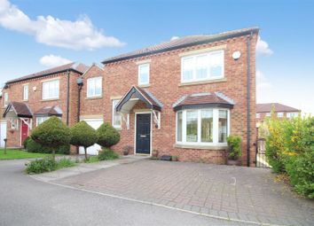 Thumbnail 5 bed semi-detached house for sale in Saxon Grange, Sherburn In Elmet, Leeds