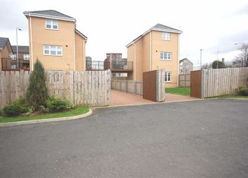 Thumbnail 3 bed link-detached house for sale in Clarence Crescent, Clydebank