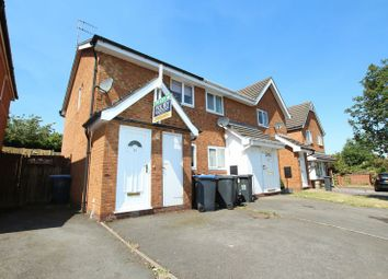 Thumbnail 2 bed semi-detached house to rent in Swallow Walk, Biddulph, Stoke-On-Trent