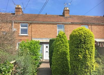 Thumbnail 2 bed terraced house for sale in Bindon Road, Taunton