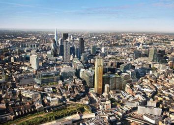 1 bed flat for sale in Principal Tower, Shoreditch, London EC2A