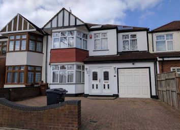 Thumbnail 5 bed semi-detached house to rent in Becmead Avenue, Kenton, Harrow
