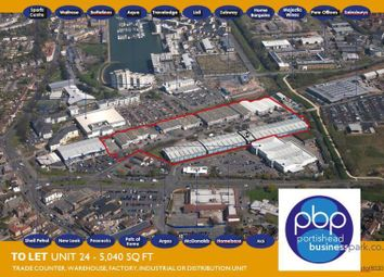 Thumbnail Industrial to let in Unit 24, Unit 24, Portishead Business Park, Old Mill Road, Portishead