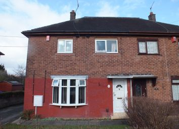 Thumbnail 3 bed semi-detached house for sale in Greyfriars Road, Stoke-On-Trent, Staffordshire
