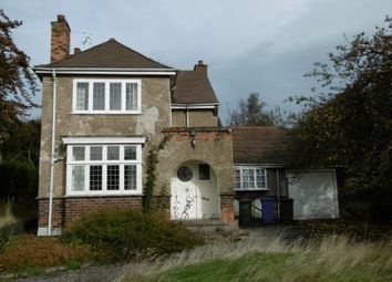 Thumbnail 3 bed detached house for sale in 12 Cavendish Street North, Old Whittington, Chesterfield, Derbyshire