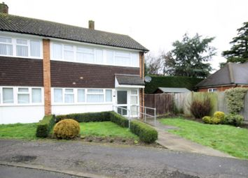 3 bed semi-detached house to rent in The Pound, Westoning, Bedford MK45