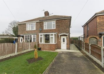 Thumbnail 3 bed semi-detached house for sale in Hill View Road, Brimington, Chesterfield