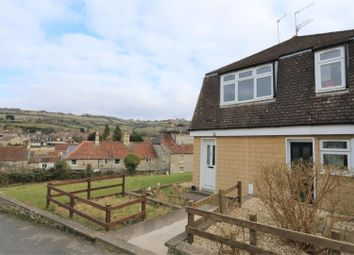 Thumbnail 2 bed flat for sale in Southlands, Weston, Bath