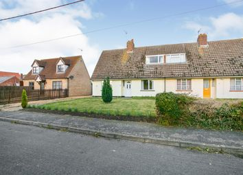 Thumbnail 3 bed property for sale in Pond Lane, Little Downham, Ely