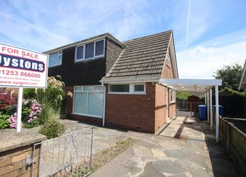 Thumbnail 2 bed semi-detached house to rent in Sandiways Close, Thornton-Cleveleys