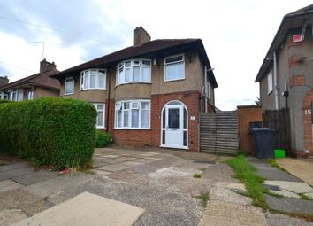 Thumbnail 3 bed semi-detached house for sale in Longland Road, Northampton