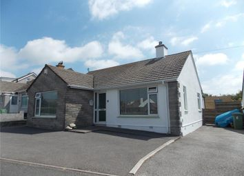 Thumbnail 3 bed detached bungalow for sale in Dracaena Avenue, Hayle