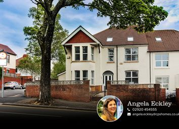Thumbnail 7 bed semi-detached house for sale in Pen-Y-Lan Road, Roath, Cardiff