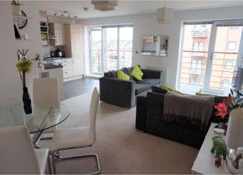 Thumbnail 2 bed flat for sale in Handbridge Square, Chester