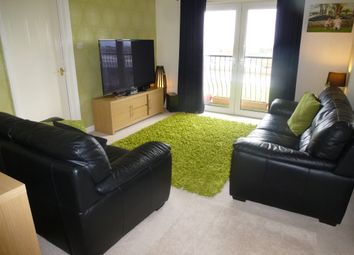 Thumbnail 2 bed flat for sale in Arranview Court, Irvine
