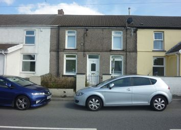 Thumbnail 3 bed terraced house to rent in Gelliarael Road, Porth, Gilfach Goch