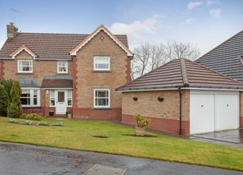 Thumbnail 4 bed detached house for sale in Deaconsbank Gardens, Thornliebank, Glasgow, Lanarkshire