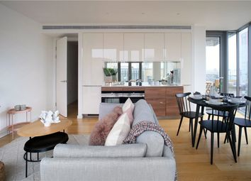 Thumbnail 2 bed flat for sale in Riverside Quarter, Wandsworth, London