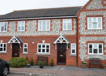3 bed terraced house for sale in King George Gardens, Chichester PO19