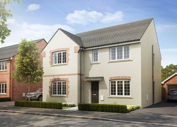 "Thumbnail 5 bed detached house for sale in ""The Marylebone"" at Thame Park Road, Thame"