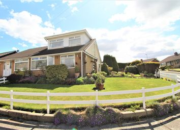 Thumbnail 3 bed semi-detached bungalow for sale in Roundthorn Road, Alkrington, Middleton