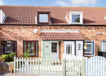 Thumbnail 1 bed terraced house for sale in Grange Close, West Molesey
