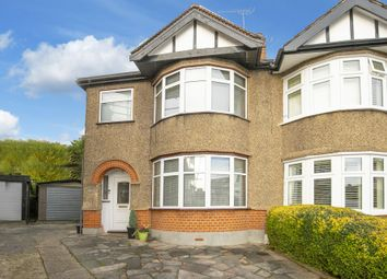 Thumbnail 3 bed end terrace house for sale in Heronway, Woodford Green