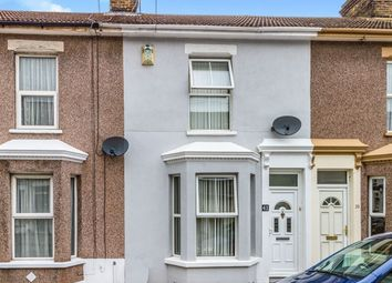 Thumbnail 2 bed terraced house for sale in Invicta Road, Sheerness