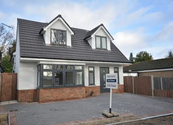 Thumbnail 3 bed detached house for sale in Haynes Road, Ardleigh Green, Hornchurch