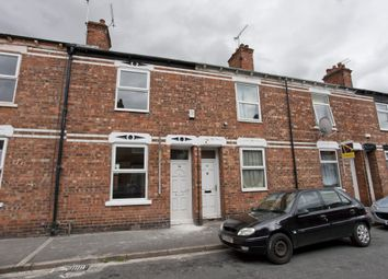 Thumbnail 2 bed terraced house to rent in Buller Street, Selby, Selby