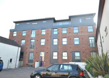 Thumbnail 1 bed flat for sale in Sealock Warehouse, Burt Street, Cardiff Bay