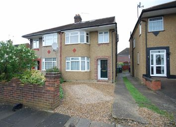Thumbnail 4 bedroom semi-detached house for sale in Wilsmere Drive, Northolt