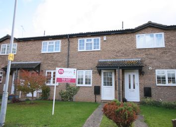 Thumbnail 2 bedroom terraced house to rent in Wildern Lane, East Hunsbury, Northampton