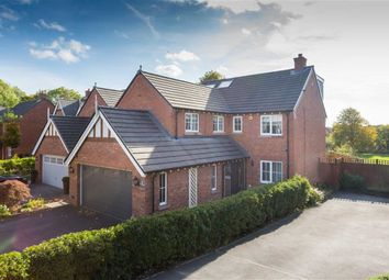 Thumbnail 5 bed detached house for sale in The Maples, Fulwood, Preston