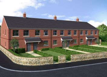 3 bed terraced house for sale in Plot 4 Ashbourne Road, Leek, Staffordshire ST13