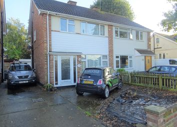 Thumbnail 3 bed semi-detached house to rent in Knightbridge Walk, Billericay